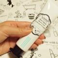 まるで香水のよう♡LALINE(ラリン)ハンドクリームオーシャン