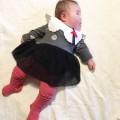 【生後4ヶ月】赤ちゃんの冬の外出時の服装女子会ランチ編