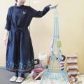 ミニラボ10周年記念のパリのエッフェル塔オブジェはテント飾りにも♪