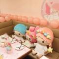 期間限定コラボカフェ!キキ&ララ♥マイメロディ40th anniversary cafe