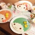 人気NO.1フードメニューはこれ♡キキララ&マイメロコラボカフェ