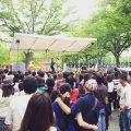 代々木公園で開催された世界一陽気なラテンフェスは踊りたくなるよ