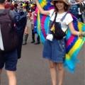30代女子の夏フェスフジロック3日間フェスコーディネート