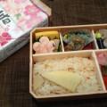 期間限定崎陽軒の春爛漫な「お弁当春」を頂きました♡