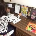 宿題も持ち運びも楽ちん♪どこでも自習室は本当に勉強に集中できたよ